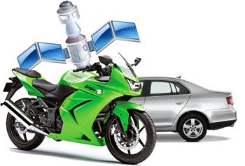 охрана мотоцикла