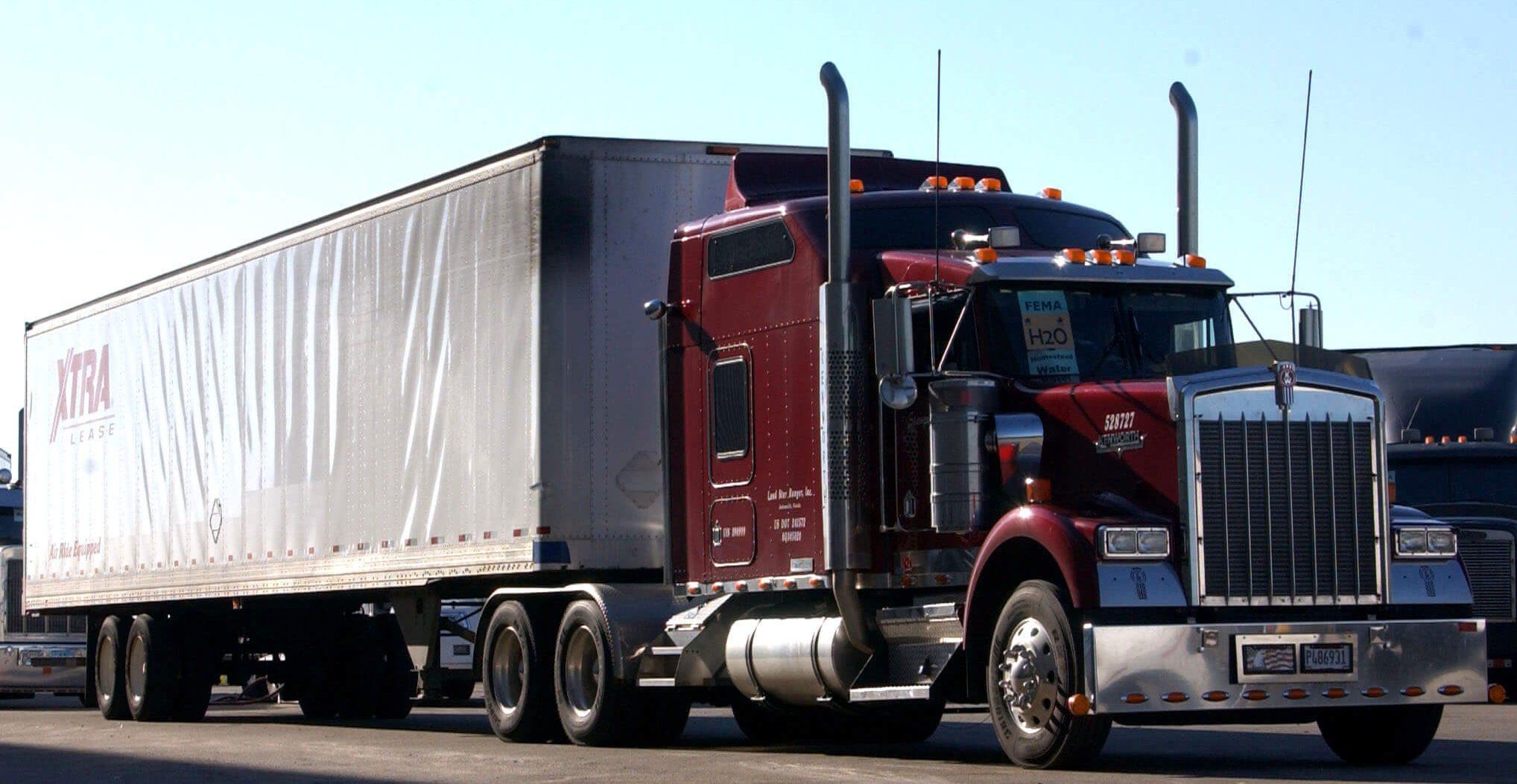 GPS - мониторинг грузового транспорта Киев