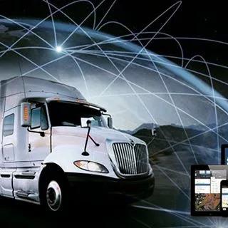 gps трекер для мониторинга транспорта